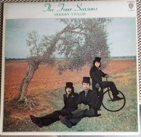 Norio Maeda Trio – The Four Seasons - Modern Vivaldi - 1972 Japan Jazz  LP