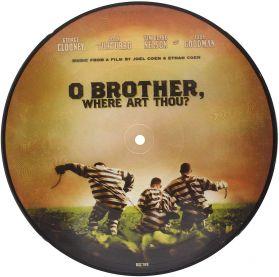 O Brother, Where Art Thou - 2000 OST Blues Folk Bluegrass Gospel - 180 Grm Pic Disc 2LP