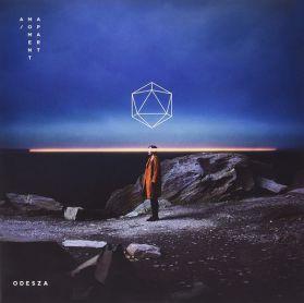 Odesza – A Moment Apart - 2017 Ambient Downtempo Chillwave Trip Hop Electronic - Clear Vinyl  - Sealed 180 Grm 2LP