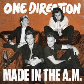 One Direction - Made In The A.M. -  2015 UK Pop Rock- Sealed  2LP