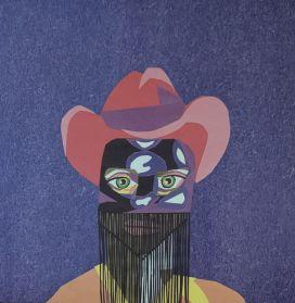 "Orville Peck – Show Pony - 2020 Indie Country Rock - Purple Vinyl - 130 Grm 6 Trk 12"" EP"