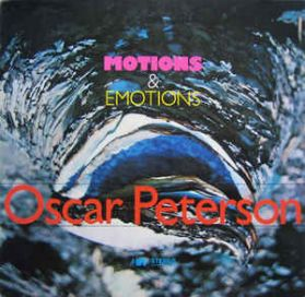 Oscar Peterson – Motions & Emotions - 1970 Jazz Bossa - Analog Audiophile - Sealed  180 Grm LP