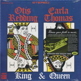 Otis Redding & Carla Thomas – King & Queen - 1967 Soul Funk 180 Grm LP