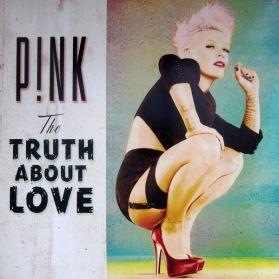 P!NK - The Truth About Love - 2012 R+B Pop Dance - Green Vinyl  - Sealed 2LP