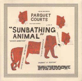 Parquet Courts - Sunbathing Animals - 2014 Garage Post Punk Indie Rock 180 Grm LP
