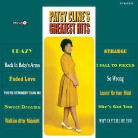Patsy Cline - Greatest Hits - 1967 Country - Sealed LP