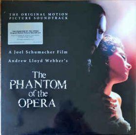 The Phantom of the Opera - Original Soundtrack - 2004  Andrew Lloyd Webber – Black Vinyl - Sealed  180 Grm 2LP