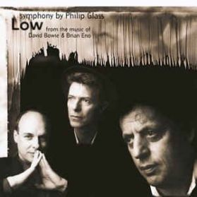 "Philip Glass From The Music Of David Bowie & Brian Eno ‎– ""Low"" Symphony - 180 Grm LP"
