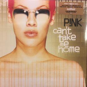 PINK – Can't Take Me Home - 2000 Pop Rock R + B - Gold Vinyl - Sealed 2LP