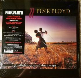 Pink Floyd - A Collection Of Great Dance Songs - 1971-79  Rock Compilation - Sealed  180 Grm LP