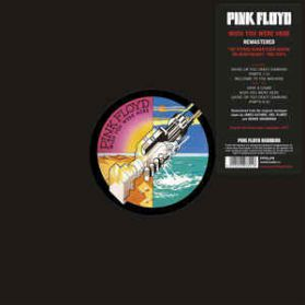 Pink Floyd - Wish You Were Here -  1975 Syd Barrett Rock - Sealed 180 Grm LP + Postcard