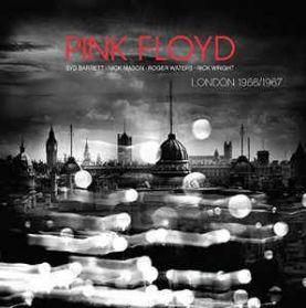 Pink Floyd – London 1966/1967 - RSD Prog Psych Live Rock - White Vinyl  LP
