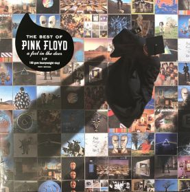 Pink Floyd – A Foot In The Door (The Best Of Pink Floyd) - 1967-79  Psych Prog Rock - Sealed  180 Grm 2LP