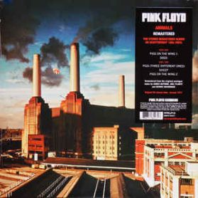 Pink Floyd – Animals - 1977 Psych Rock - Sealed 180 Grm LP
