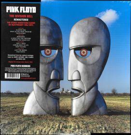 Pink Floyd – The Division Bell - 1994  Prog Rock - Audiophile - Quality Pressings - Sealed 180 Gram 2LP