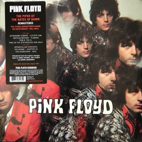 Pink Floyd – The Piper At The Gates Of Dawn - 1967 Prog Psych Rock-- Audiophile James Guthrie Sealed 180 Gram LP