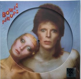 David Bowie – Pinups - 1973 RSD Glam Rock - Pic Disc LP