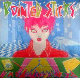 Pointed Sticks - Perfect Youth - 1980 Canada Power Pop - Punk  - Black Vinyl - LP