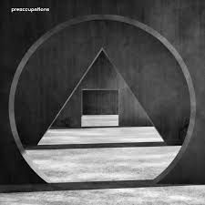 Preoccupations ‎– New Material - 2018 Post Punk Noise Rock - Black Vinyl LP
