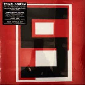 "Primal Scream – Mixomatosis - 2017 RSD Alt Rock - Red Cover - 5 Trk 12"" EP"