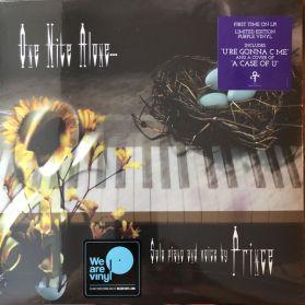 Prince – One Nite Alone - 2002 Modern Soul Jazz - Ltd Purple Vinyl LP