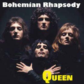 "Queen - Bohemian Rhapsody - I'm In Love With My Car - 1975 40th Ann 180 Grm Rock 12"" EP"