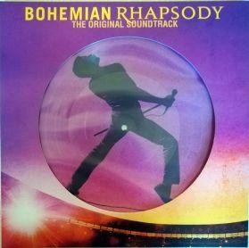 Queen – Bohemian Rhapsody (The Original Soundtrack) 2019 Art Rock - SEALED Pic Disc 2LP