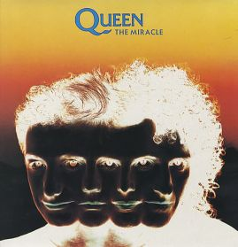 Queen – The Miracle - 1989 Rock - Original Europe Issue - 3 Trk 12 EP