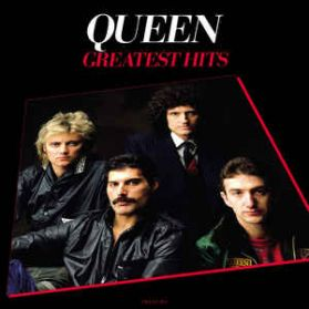 Queen ‎– Greatest Hits - 1981 Classic Art Rock Glam Rock - Sealed 180 Grm 2LP
