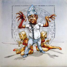 R.L. Burnside – Mr. Wizard - 1997 Delta Blues + Blues Rock - Sealed LP