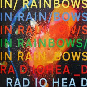 Radiohead - In Rainbows - 2008 Fascinating Rock - Sealed  LP
