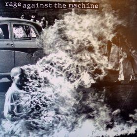 Rage Against The Machine - Rage Against The Machine - 1992 Alt Rock - Sealed  LP
