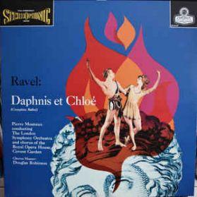 Ravel - Daphnis et Chloe - Pierre Monteux - 1959 Classical Audiophile 180 Grm 2LP 45 RPM