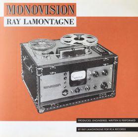 Ray Lamontagne – Monovision - 2020 Indie Folk -Sealed 180 Grm LP