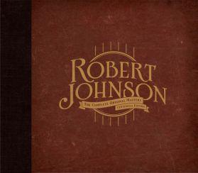 "Robert Johnson - The Complete Original Masters, Centennial Edition 12 x 10"" + CD + DVD"