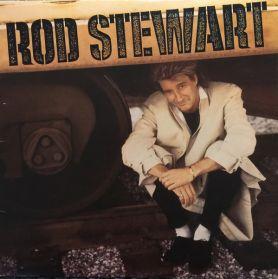 Rod Stewart – S/T (Every Beat Of My Heart) - 1986 Rock - Original Canada LP