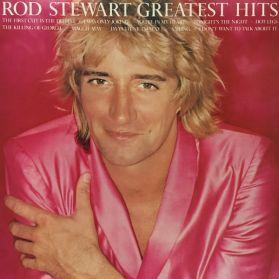 Rod Stewart – Greatest Hits - 1979 Rock - Original Canada LP