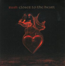"""Rush – Closer To The Heart - Madrigal  - 2017 RSD Canada Prog Rock 7"""" 45 + 7"""" Adapter"""