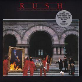 Rush – Moving Pictures -  1981 Canadian Prog Hard Rock - Audiophile - Sealed - 180 Grm LP