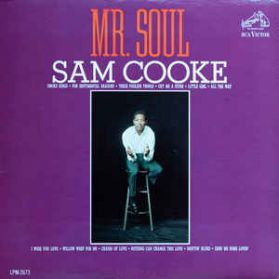 Sam Cooke - Mr. Soul - 1963 Soul R + B 180 Grm Audiophile LP