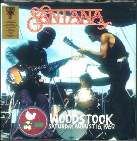 Santana – Woodstock (Saturday, August 16, 1969) - RSD 2017 Latin Psych Rock LP