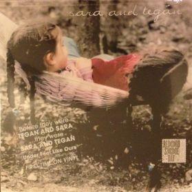 Sara And Tegan – Under Feet Like Ours - 1999 RSD Alt Indie Folk Rock - Sealed  LP