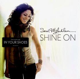 Sarah Mclachlan - Shine On -  2014 Soft Rock 180 grm 2LP