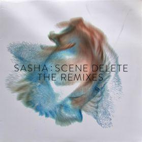 Sasha – Scene Delete The Remixes -   2017 RSD  Ambient IDM Electronic Techno - White Vinyl - Sealed  180 Grm 2LP
