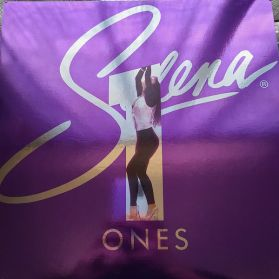 Selena – Ones - 2020 Edition - 2020 Latin Pop Cumbia - Pic Disc 2LP