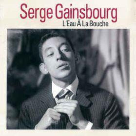 Serge Gainsbourg – L'Eau À La Bouche - 1960  French Pop Art Rock - 180 Grm LP