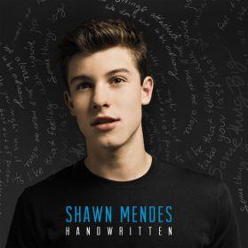 Shawn Mendes – Handwritten - 2015 Pop Rock - Sealed  Blue Vinyl LP