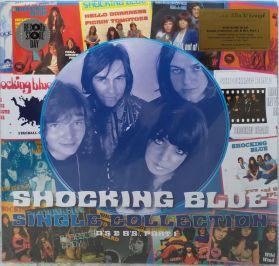 Shocking Blue – Single Collection (A's & B's) Part 1 - 1968 - 1970   Dutch Psych Pop Rock - Clear Blue Vinyl 180 Grm 2LP