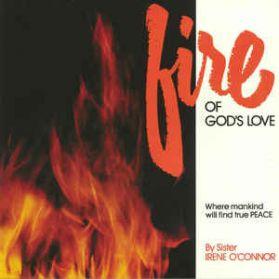 Sister Irene O'Connor – Fire Of God's Love - 1973 Early Electronic Xian Christian Gospel Acid Folk LP