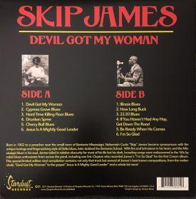Skip James - Devil Got My Woman - 1931 Delta Blues LP